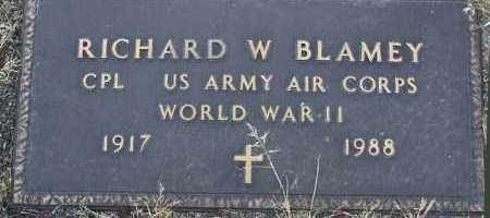 BLAMEY, RICHARD WILLIAM - Yavapai County, Arizona | RICHARD WILLIAM BLAMEY - Arizona Gravestone Photos
