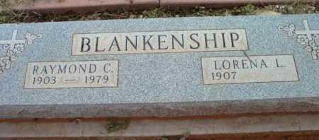 BLANKENSHIP, LORENA L. - Yavapai County, Arizona | LORENA L. BLANKENSHIP - Arizona Gravestone Photos
