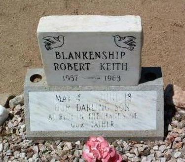BLANKENSHIP, ROBERT KEITH - Yavapai County, Arizona | ROBERT KEITH BLANKENSHIP - Arizona Gravestone Photos
