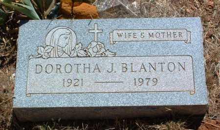 BLANTON, DOROTHA JOY - Yavapai County, Arizona | DOROTHA JOY BLANTON - Arizona Gravestone Photos