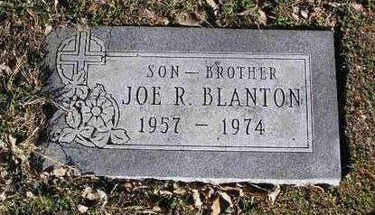 BLANTON, JOSEPH RILEY - Yavapai County, Arizona | JOSEPH RILEY BLANTON - Arizona Gravestone Photos
