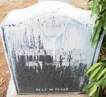 BLAZINA, GEORGE - Yavapai County, Arizona | GEORGE BLAZINA - Arizona Gravestone Photos