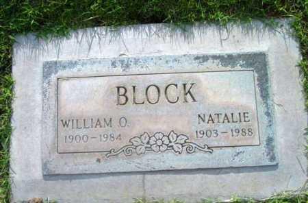 BLOCK, NATALIE - Yavapai County, Arizona | NATALIE BLOCK - Arizona Gravestone Photos