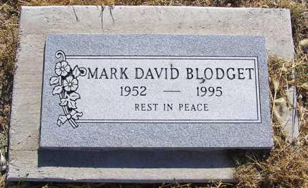 BLODGET, MARK DAVID - Yavapai County, Arizona | MARK DAVID BLODGET - Arizona Gravestone Photos