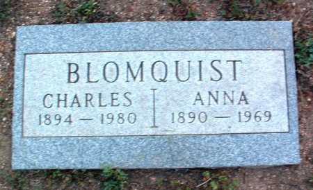 BLOMQUIST, CHARLES - Yavapai County, Arizona | CHARLES BLOMQUIST - Arizona Gravestone Photos