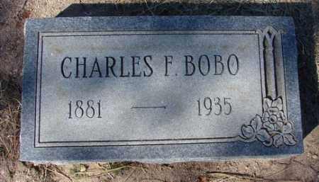 BOBO, CHARLES FRANKLIN - Yavapai County, Arizona | CHARLES FRANKLIN BOBO - Arizona Gravestone Photos