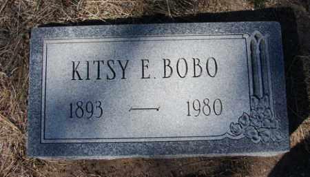BOBO, KITSY ELLEN - Yavapai County, Arizona | KITSY ELLEN BOBO - Arizona Gravestone Photos