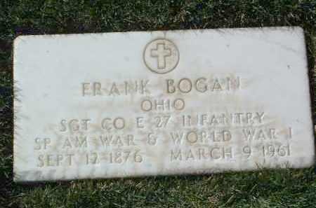 BOGAN, FRANK - Yavapai County, Arizona | FRANK BOGAN - Arizona Gravestone Photos