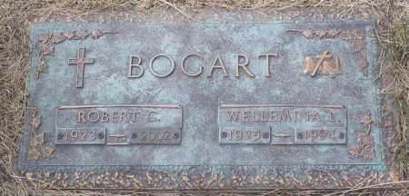 BOGART, WELLEMINA L - Yavapai County, Arizona | WELLEMINA L BOGART - Arizona Gravestone Photos