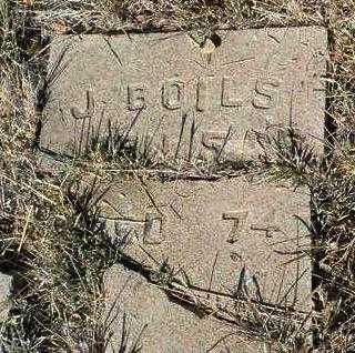BOYLE / BOILS, JACK - Yavapai County, Arizona   JACK BOYLE / BOILS - Arizona Gravestone Photos