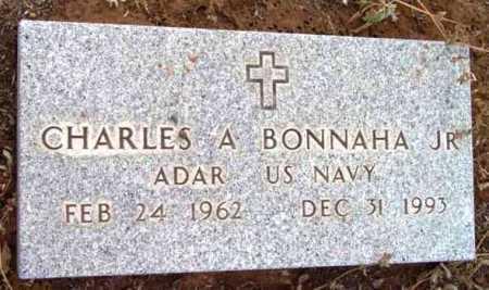 BONNAHA, CHARLES ANTHONY - Yavapai County, Arizona | CHARLES ANTHONY BONNAHA - Arizona Gravestone Photos