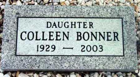 BONNER, COLLEEN - Yavapai County, Arizona   COLLEEN BONNER - Arizona Gravestone Photos