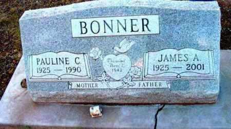KEITH BONNER, PAULINE C. - Yavapai County, Arizona | PAULINE C. KEITH BONNER - Arizona Gravestone Photos