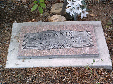 BONNIS, NELLIE - Yavapai County, Arizona | NELLIE BONNIS - Arizona Gravestone Photos