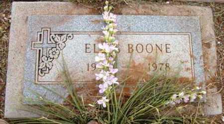 BOONE, ELLIS V., SR. - Yavapai County, Arizona   ELLIS V., SR. BOONE - Arizona Gravestone Photos