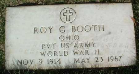 BOOTH, ROY G. - Yavapai County, Arizona | ROY G. BOOTH - Arizona Gravestone Photos