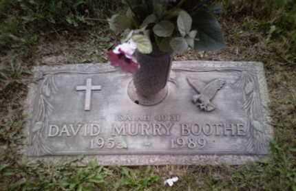 BOOTHE, DAVID MURRY - Yavapai County, Arizona | DAVID MURRY BOOTHE - Arizona Gravestone Photos