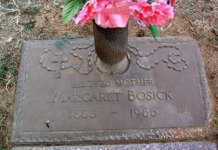 BOSICK, MARGARET MARY - Yavapai County, Arizona | MARGARET MARY BOSICK - Arizona Gravestone Photos
