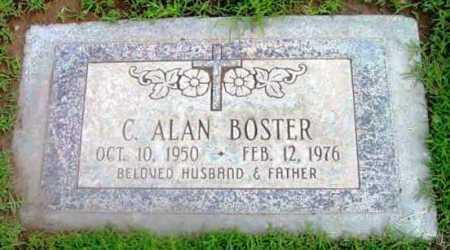 BOSTER, CLAUD ALAN - Yavapai County, Arizona | CLAUD ALAN BOSTER - Arizona Gravestone Photos