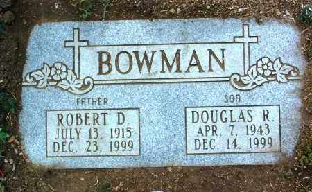 BOWMAN, DOUGLAS ROBERT - Yavapai County, Arizona | DOUGLAS ROBERT BOWMAN - Arizona Gravestone Photos
