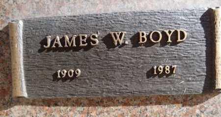 BOYD, JAMES WOOD - Yavapai County, Arizona   JAMES WOOD BOYD - Arizona Gravestone Photos