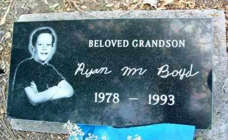 BOYD, RYAN MICHAEL - Yavapai County, Arizona | RYAN MICHAEL BOYD - Arizona Gravestone Photos