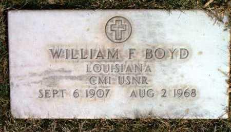 BOYD, WILLIAM F. - Yavapai County, Arizona   WILLIAM F. BOYD - Arizona Gravestone Photos