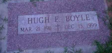 BOYLE, HUGH F. - Yavapai County, Arizona | HUGH F. BOYLE - Arizona Gravestone Photos
