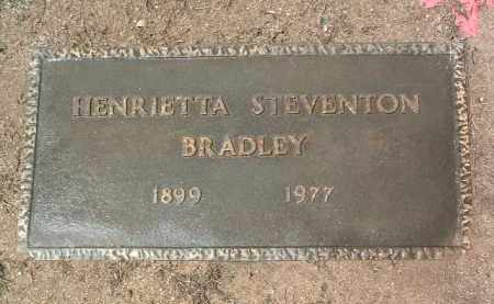 STEVENTON BRADLEY, HENRIETTA - Yavapai County, Arizona | HENRIETTA STEVENTON BRADLEY - Arizona Gravestone Photos