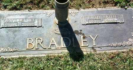 BRADLEY, ORVILLE LEE - Yavapai County, Arizona | ORVILLE LEE BRADLEY - Arizona Gravestone Photos