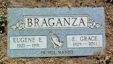 BRAGANZA, EUGENE EARL - Yavapai County, Arizona | EUGENE EARL BRAGANZA - Arizona Gravestone Photos