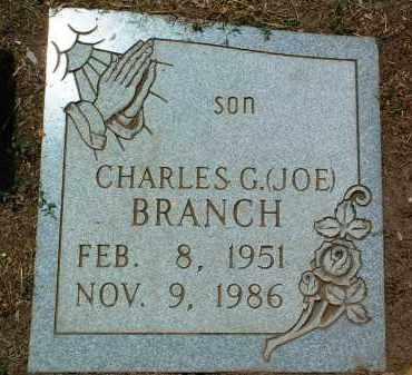 BRANCH, CHARLES GLATTLEY - Yavapai County, Arizona | CHARLES GLATTLEY BRANCH - Arizona Gravestone Photos