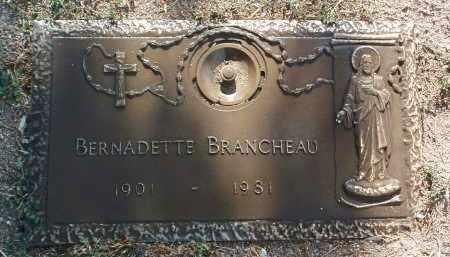 BRANCHEAU, BERNADETTE - Yavapai County, Arizona | BERNADETTE BRANCHEAU - Arizona Gravestone Photos
