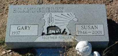BRANDEBERRY, GARY - Yavapai County, Arizona | GARY BRANDEBERRY - Arizona Gravestone Photos