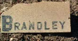 BRANDLEY, UNKNOWN - Yavapai County, Arizona | UNKNOWN BRANDLEY - Arizona Gravestone Photos