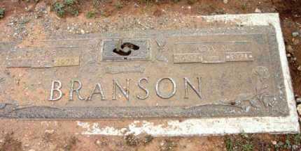 BRANSON, ADA M. - Yavapai County, Arizona   ADA M. BRANSON - Arizona Gravestone Photos