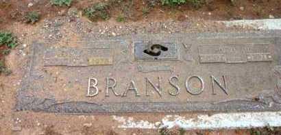 BRANSON, ROSCOE PAIGE - Yavapai County, Arizona | ROSCOE PAIGE BRANSON - Arizona Gravestone Photos