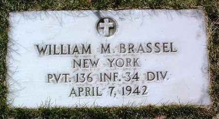 BRASSEL, WILLIAM M. - Yavapai County, Arizona | WILLIAM M. BRASSEL - Arizona Gravestone Photos