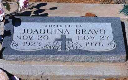 BRAVO, JOAQUINA - Yavapai County, Arizona | JOAQUINA BRAVO - Arizona Gravestone Photos