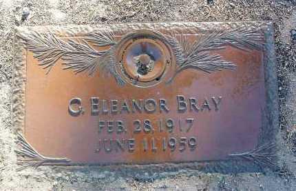 BRAY, GRACE ELEANOR - Yavapai County, Arizona | GRACE ELEANOR BRAY - Arizona Gravestone Photos