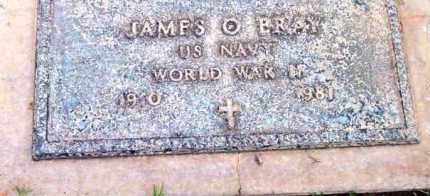 BRAY, JAMES ORTHIE - Yavapai County, Arizona | JAMES ORTHIE BRAY - Arizona Gravestone Photos