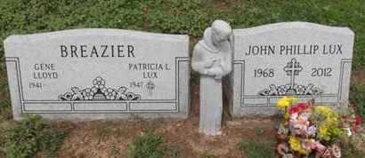 BREAZIER, GENE LLOYD - Yavapai County, Arizona | GENE LLOYD BREAZIER - Arizona Gravestone Photos