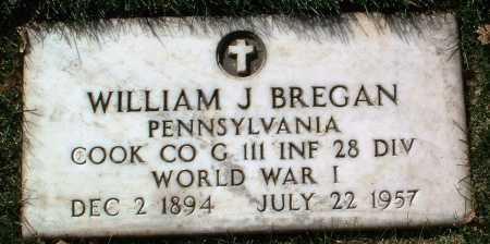 BREGAN, WILLIAM J. - Yavapai County, Arizona   WILLIAM J. BREGAN - Arizona Gravestone Photos