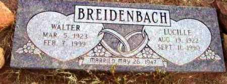 SCHNARR BREIDENBACH, AMY LUCILLE - Yavapai County, Arizona | AMY LUCILLE SCHNARR BREIDENBACH - Arizona Gravestone Photos
