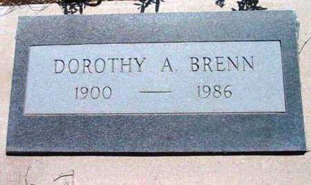 BRENN, DOROTHY A. - Yavapai County, Arizona | DOROTHY A. BRENN - Arizona Gravestone Photos