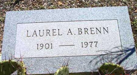 BRENN, LAURL A. - Yavapai County, Arizona | LAURL A. BRENN - Arizona Gravestone Photos