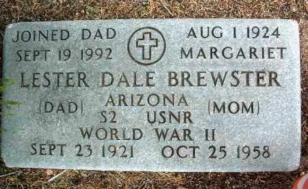 BREWSTER, MARGARIET - Yavapai County, Arizona | MARGARIET BREWSTER - Arizona Gravestone Photos