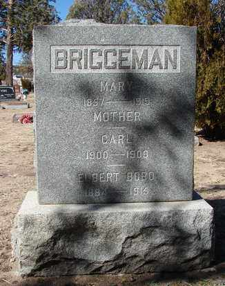 BRIGGEMAN, MARY MARGARET - Yavapai County, Arizona | MARY MARGARET BRIGGEMAN - Arizona Gravestone Photos