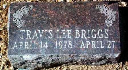 BRIGGS, TRAVIS LEE - Yavapai County, Arizona | TRAVIS LEE BRIGGS - Arizona Gravestone Photos