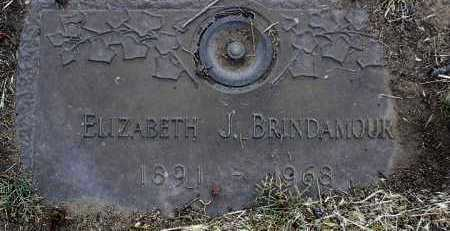 MCCANN BRINDAMOUR, E. - Yavapai County, Arizona | E. MCCANN BRINDAMOUR - Arizona Gravestone Photos